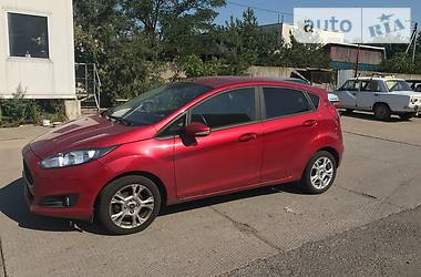 Ford Fiesta 1.0 ecoboost turbo 2016