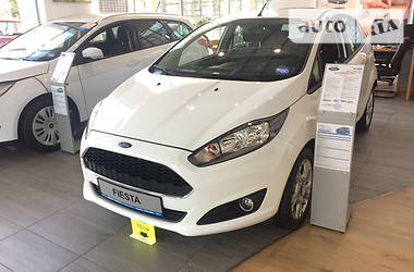 Ford Fiesta Comfort PLUS 2017