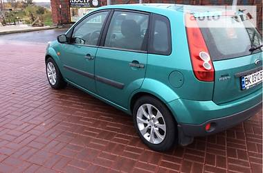 Ford Fiesta Comfort 2006