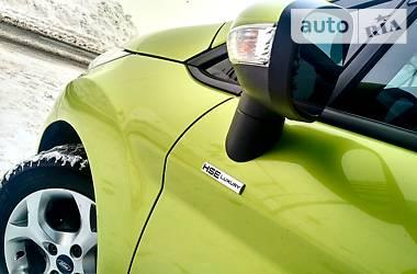 Ford Fiesta TITANIUM LUXURY 2012