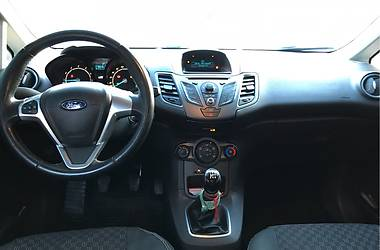 Ford Fiesta 1.0 Ecoboost 2014