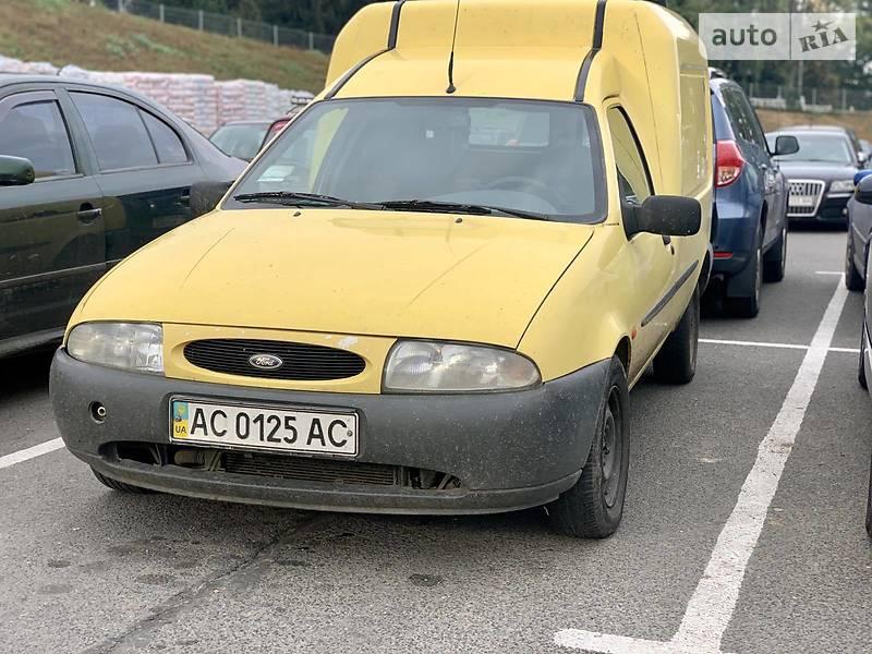 Пикап Ford Fiesta