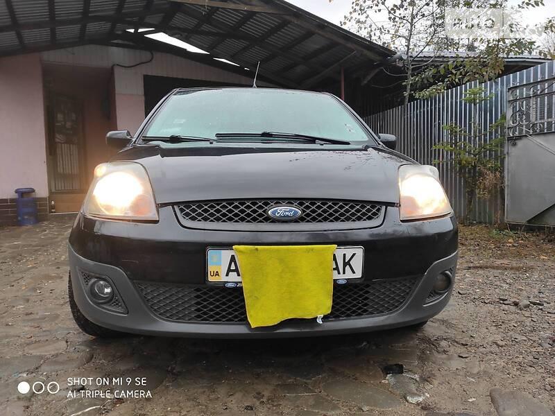 Универсал Ford Fiesta