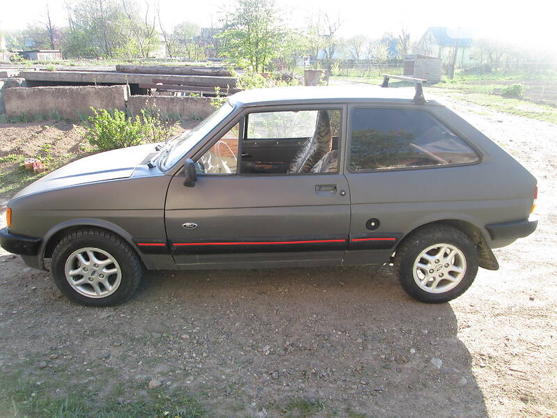 Другой Ford Fiesta