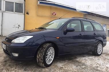Ford Focus 1.8 TDCi 2003