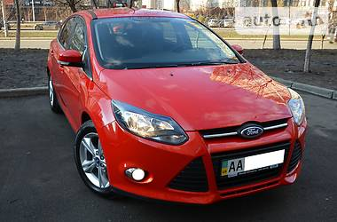 Ford Focus AT 1.6  2013