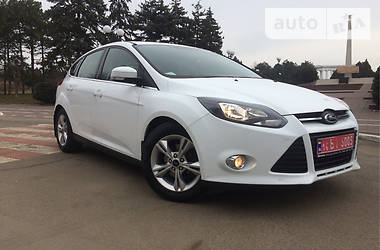 Ford Focus EcoBoost Comfort  2013