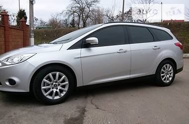 Ford Focus eco-boost 2014