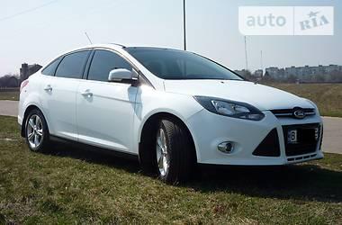 Ford Focus 1.6 Sport 2012