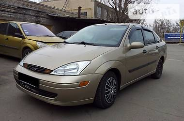 Ford Focus 2.0 AT GAZ 2002
