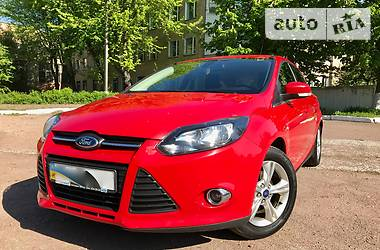 Ford Focus Trend Sport 2012