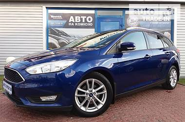 Ford Focus EcoBoost Wagon 2015