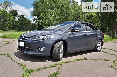 Ford Focus  125HP  2013