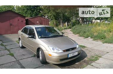Ford Focus USA 2.0 2000