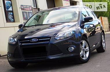 Ford Focus ECOBOOST TREND+ 2014