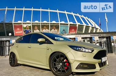 Ford Focus ST3 2016