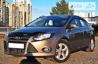 Ford Focus 1.6 АТ Premium 2012