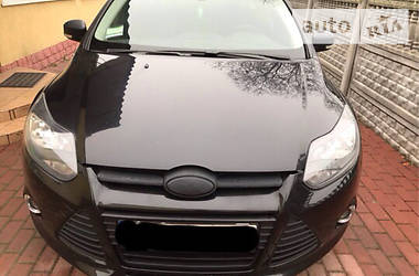 Ford Focus Black Edition  2012