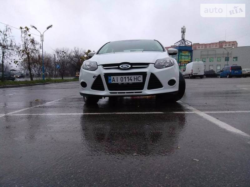 Ford Focus 2013 года