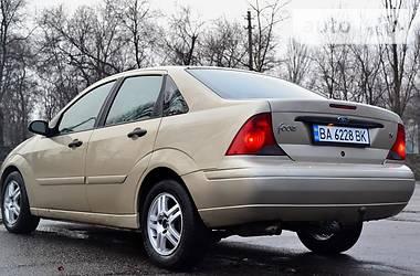 Ford Focus 2.0 i LX/SE 2001