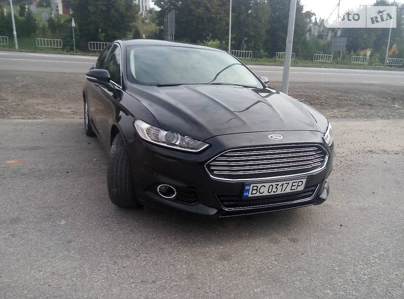 Седан Ford Fusion