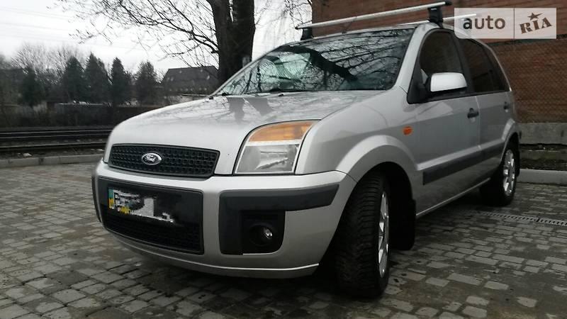 Универсал Ford Fusion