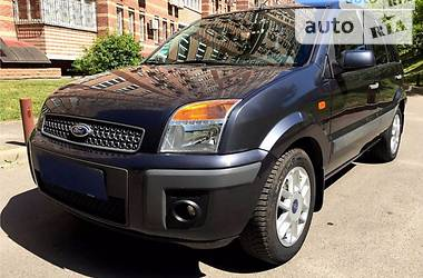Ford Fusion Avtomatic 2009