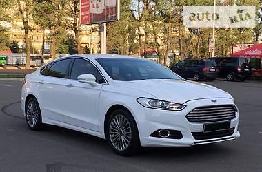 Ford Fusion TITANIUM 2.0T 2014