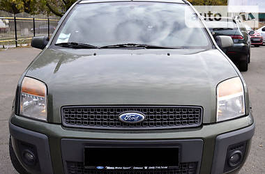 Ford Fusion 1.4 2007