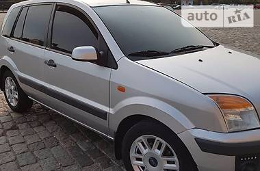 Ford Fusion 1.4 16V 2009