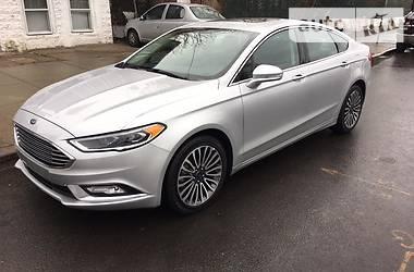 Ford Fusion 2.0 AWD TITANIUM 2018