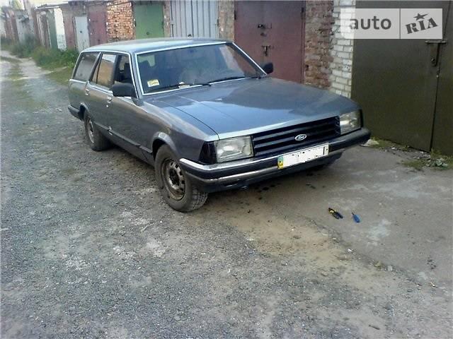 Универсал Ford Granada