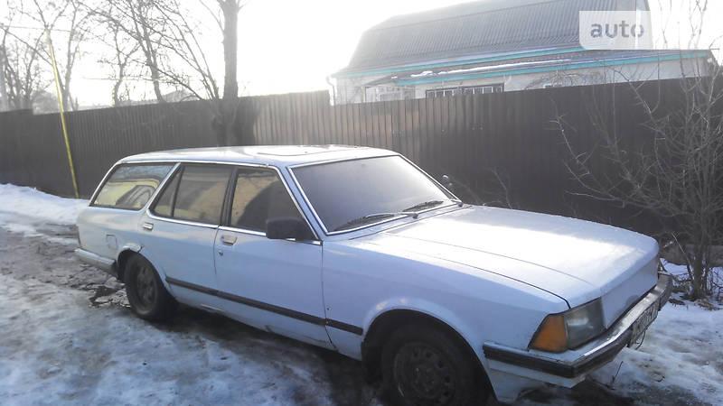 Ford Granada 1982 года
