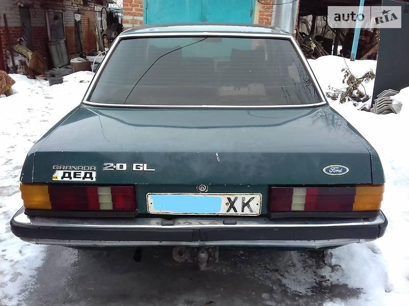 Седан Ford Granada