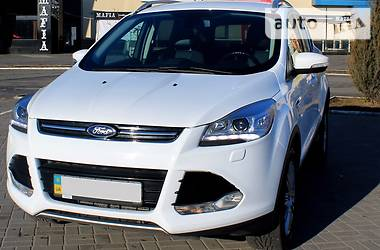 Ford Kuga Titanium X 4WD 2014