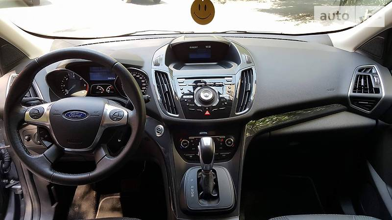 Ford Kuga 2014 года