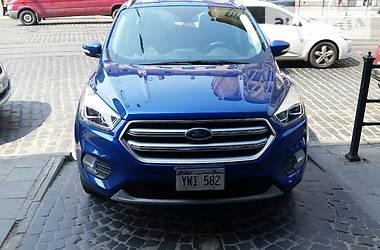Ford Kuga USA 2016