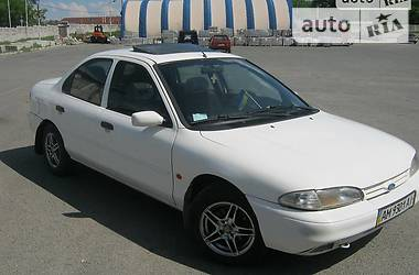 Ford Mondeo TD 1995