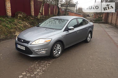 Ford Mondeo 1,6 ecoboost  2012