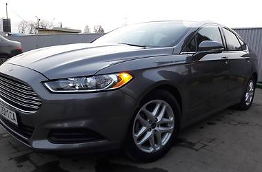 Ford Mondeo 1.5 EcoBoost 2014