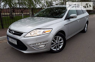 Ford Mondeo 2.0 TDCI 103.КВ 2013
