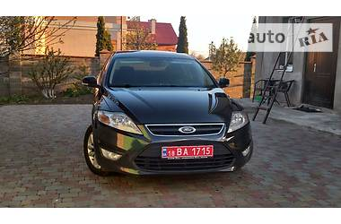 Ford Mondeo EcoBoost 2011