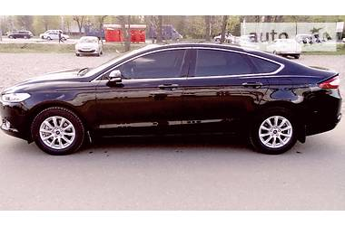 Ford Mondeo 2.5 2014