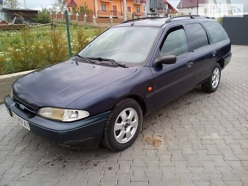 Ford Mondeo 1995 года