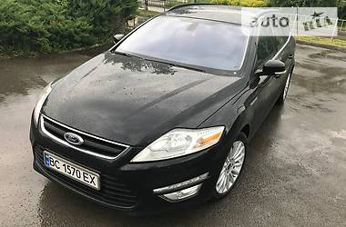 Ford Mondeo 4 2014