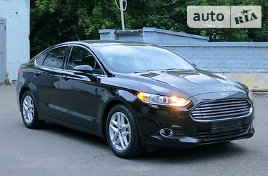Ford Mondeo SE ECOBOOST 2016