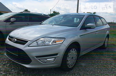 Ford Mondeo  2012