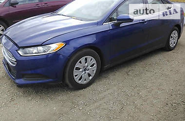 Ford Mondeo S 2014