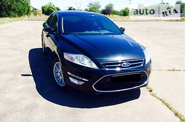 Ford Mondeo Titanium Lux 2012