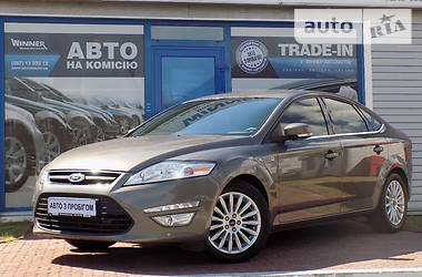 Ford Mondeo 2.0TDCI 2014